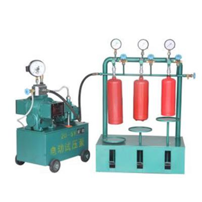fire extinguisher test pressure machine