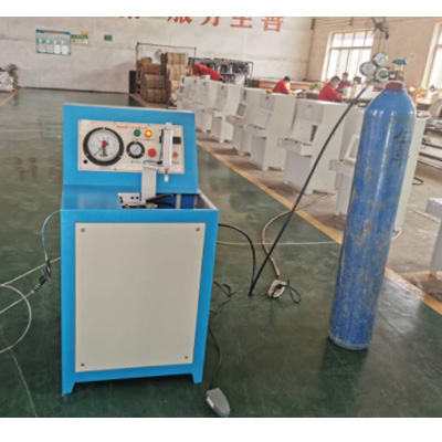 auto nitrogen filling machine