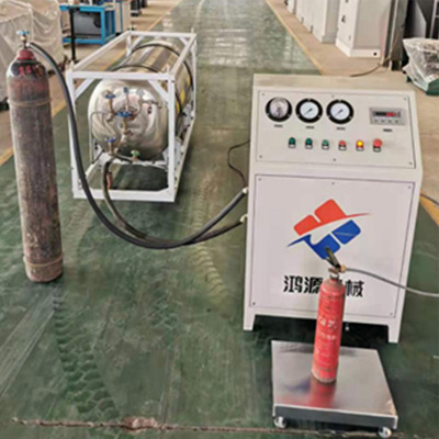 automatic FM200 filling machine
