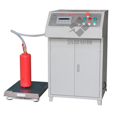 Water type filling machine