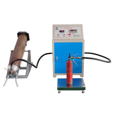 GTM-E Fire extinguisher carbon dioxide filling machine