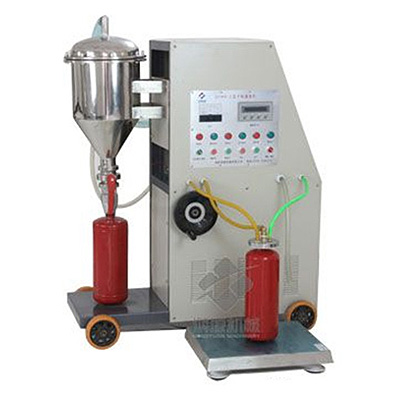GFM8-2 Automatic dry powder filling machine