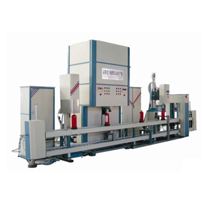automatic dry powder filling product line